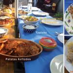 extrem leckeres, griechisches Essen