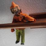 einer der Schutzpatrone auf Kassiopeia