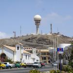 Antennenhügel in Espargos